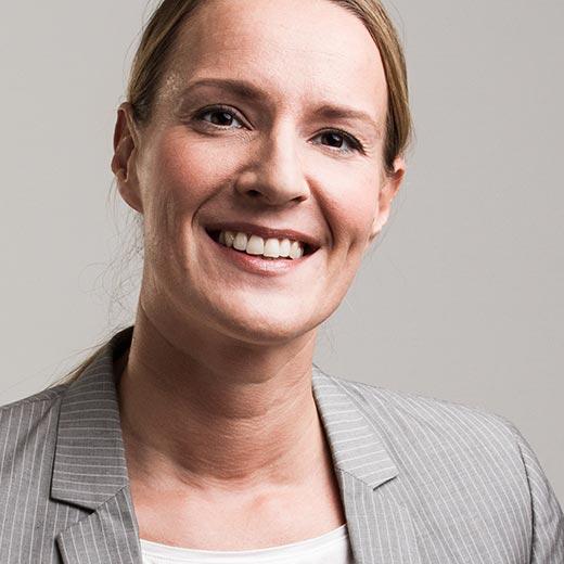 Daniela Andersson - Bakom Micken - konferencier