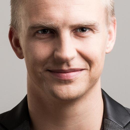 Janne Grönroos - Bakom Micken - konferencier