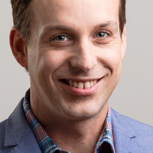 Jesse Kamras - Bakom Micken - konferencier