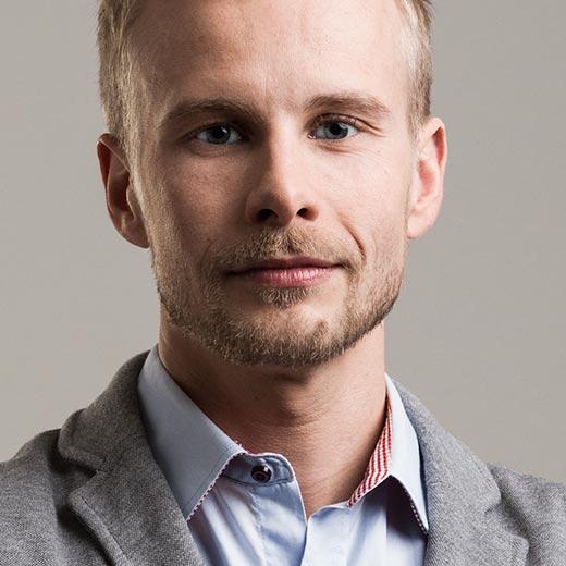 Johan Lindholm - Bakom Micken - konferencier