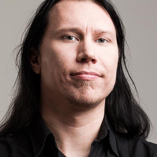 Kjell Simosas - Bakom Micken - konferencier