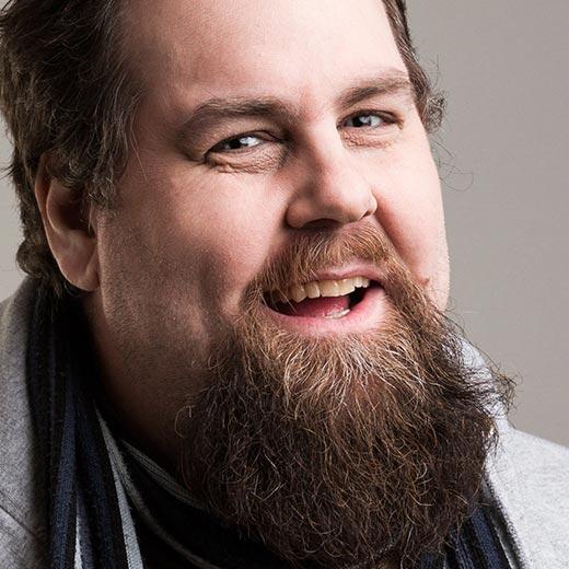Stan Saanila - Bakom Micken - konferencier, talare