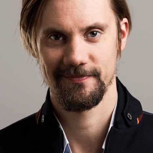 Henric Öhman - Bakom Micken - juontaja