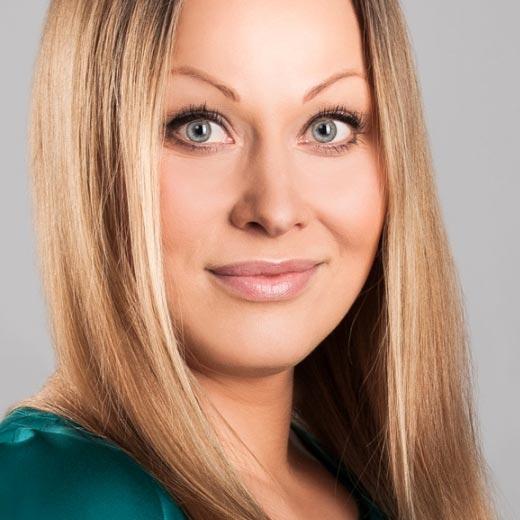 Jenni Levävaara - Bakom Micken - juontaja, puhuja