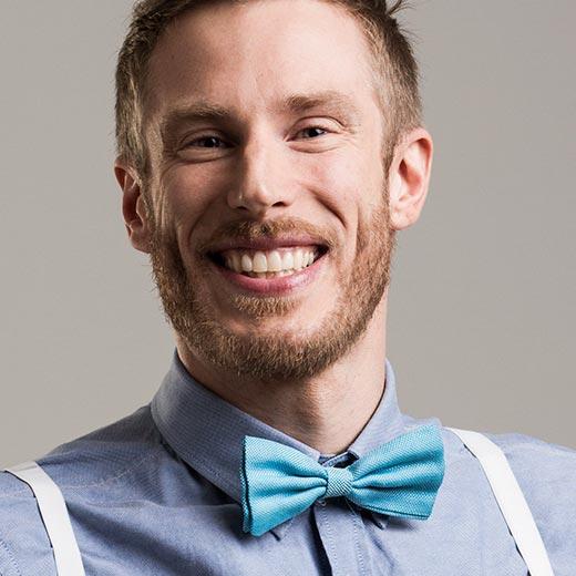 Peter Petski Westerholm - Bakom Micken - juontaja