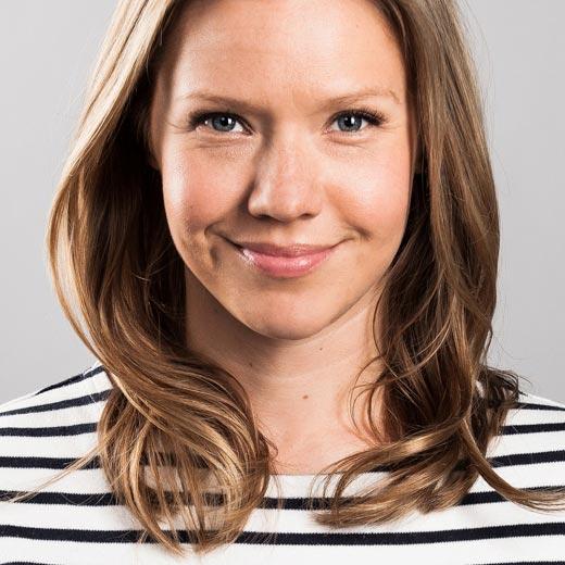Sonja Kailassaari - Bakom Micken - juontaja,