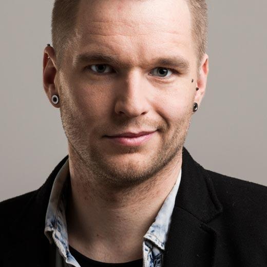 Tommy Nordlund - Bakom Micken - juontaja,