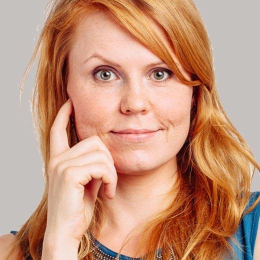 Ulla Virtanen - Bakom Micken - juontaja, puhuja